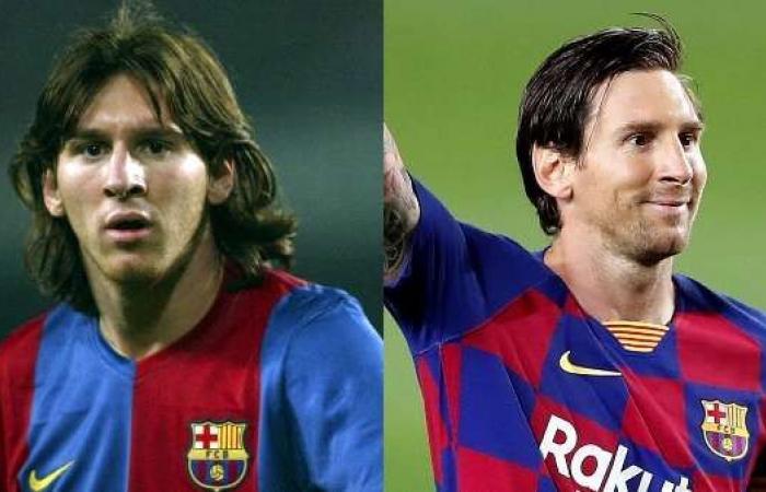 Like Messi haircut