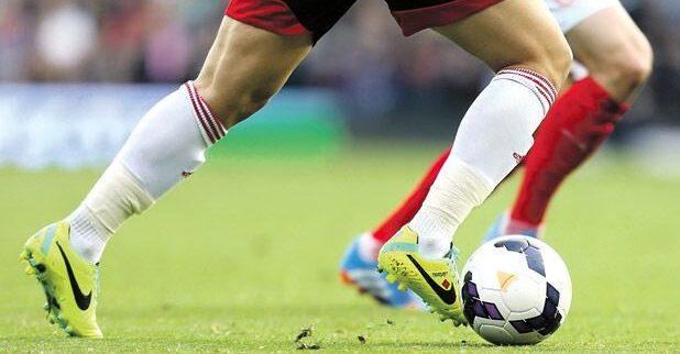football legs